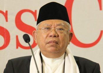 Ketua MUI sekaligus Cawapres terpilih KH. Maruf Amin/Net