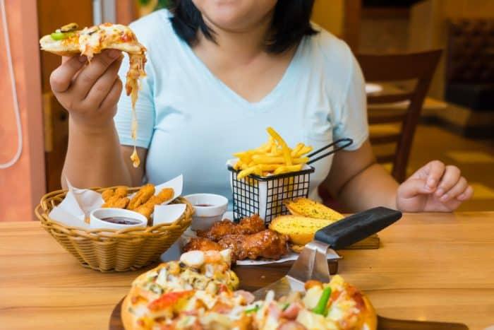 makanan berlemak membuat gemuk