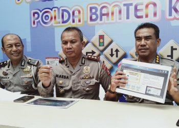 Wadirlantas Polda Banten AKBP Maesa Soegriwo