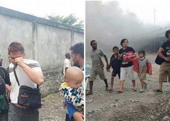Warga Papua menyelamatkan warga perantauan dari kerusuhan di Wamena/Net