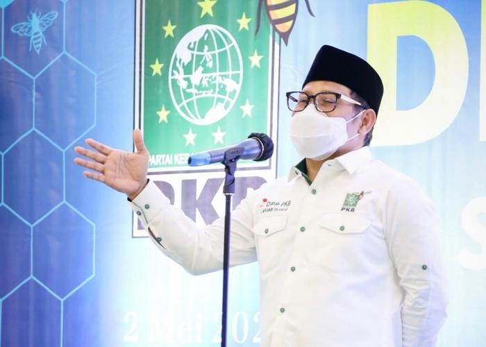 Ketua Umum DPP Partai Kebangkitan Bangsa (PKB), Abdul Muhaimin Iskandar (Gus Muhaimin Gus Ami)