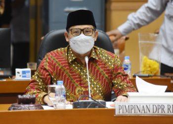 Wakil Ketua DPR RI Koordinator Bidang Kesejahteraan Rakyat Abdul Muhaimin Iskandar (Gus Muhaimin Gus Ami)