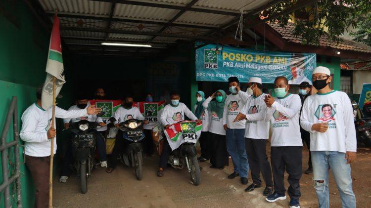 Gerakan AMI PKB Kota Tangsel.(red)